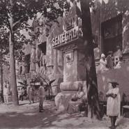 Sudan und Senegal liegen direkt nebeneinander, sind auf einem geraden Weg verbunden und setzen dem ordnenden Zugriff der Europäer keinen Widerstand entgegen: So nahm sich die koloniale Welt auf der Pariser Weltausstellung 1900 aus. Aber wie war es um die Rückwirkung solcher Ordnungsvorstellungen auf Afrika bestellt?