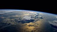 Ein epischer Ort: Die Erde, aufgenommen von dem Astronaut Reid Wiseman am 2. September 2014 von der Internationalen Raumstation aus.