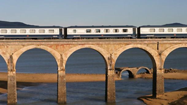 Nordspanien in einem Zug