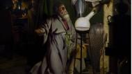 """Licht der Welt: """"Der Alchemist entdeckt den Phosphor"""" ist ein 1771 entstandenes Werk des englischen Malers Joseph Wright of Derby."""