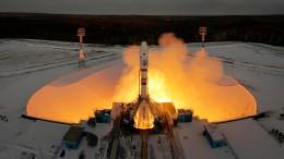 Panne beim Start einer russischen Rakete