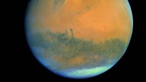 Der Mars dampft