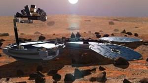 Verschollener Mars-Rover Beagle 2 entdeckt