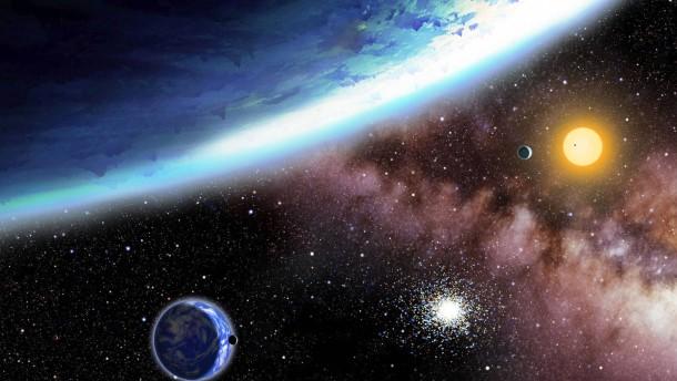 Forscher entdecken potenziell erdähnliches Planetenpaar