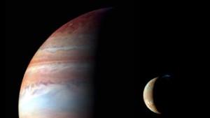 Der Jupiter aus nächster Nähe