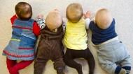 Schon im Babyalter brauchen manche Kinder Antibiotika gegen Infektionen