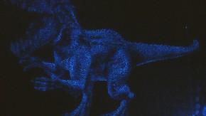 Dino-Hologramm