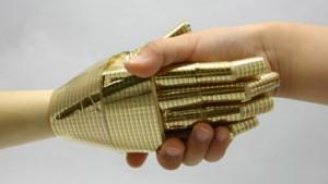 Roboter sollen mehr Fingerspitzengefühl zeigen