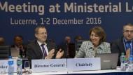 Europa fliegt weiterhin zur ISS und zum Mars