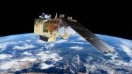 Schon bald wird Sentinel-2A spektakuläre Bilder liefern - Esa-Symbolbild