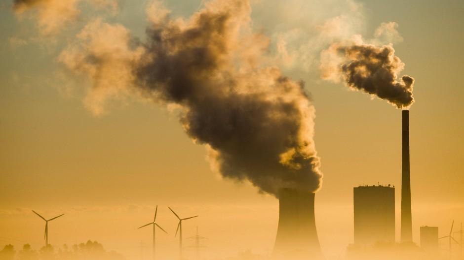 Wann werden die letzten Kohlekraftwerke wie hier in Hohenhameln in Niedersachsen abgeschaltet?