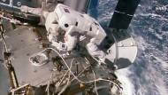 Neues Andockmodul für Raumschiffe