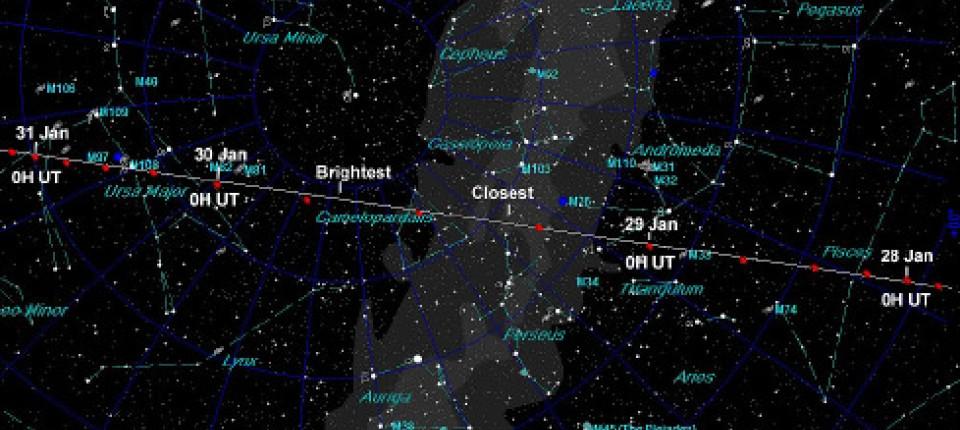 Nasa Gibt Entwarnung Asteroid Verfehlt Erde Nur Knapp Weltraum Faz