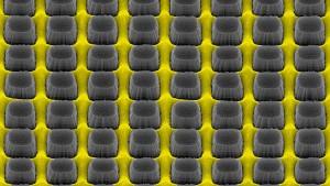 Das Mottenauge für Solarzellen