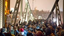 Flüchtlingskrise — welche Flüchtlingskrise?