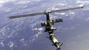 Leck in der ISS war Ursache für den Druckverlust