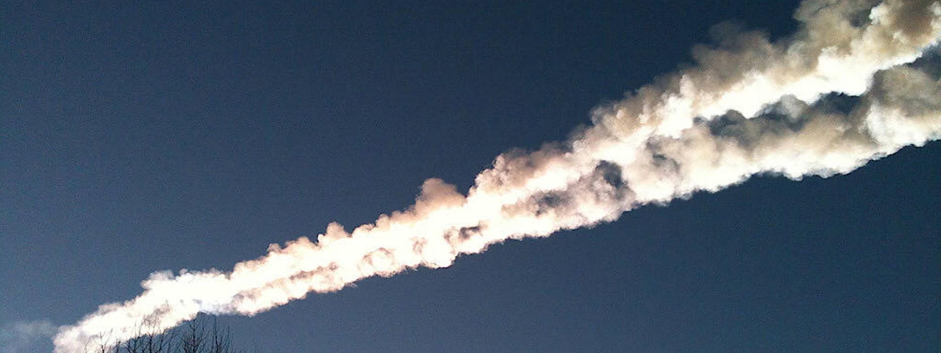Ein Asteroideneinschlag oder gleich zwei?