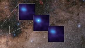 Schwarzes Loch in der Galaxis: Natur und Wissenschaft, Weltraum