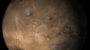 Doch keine Meere auf dem Mars?