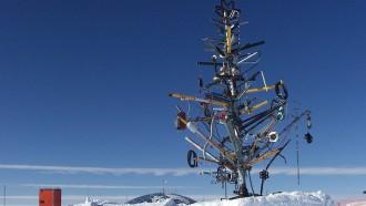 Weihnachtsgrüße In Die Ferne.Ferne Weihnachtsgrüße Teil 1 Feiertagslauf Durch Alle Zeitzonen Der