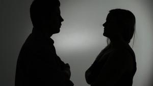 Hungrige Ehepaare streiten mehr