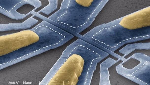 Nanowaage: Natur und Wissenschaft,Physik und Chemie
