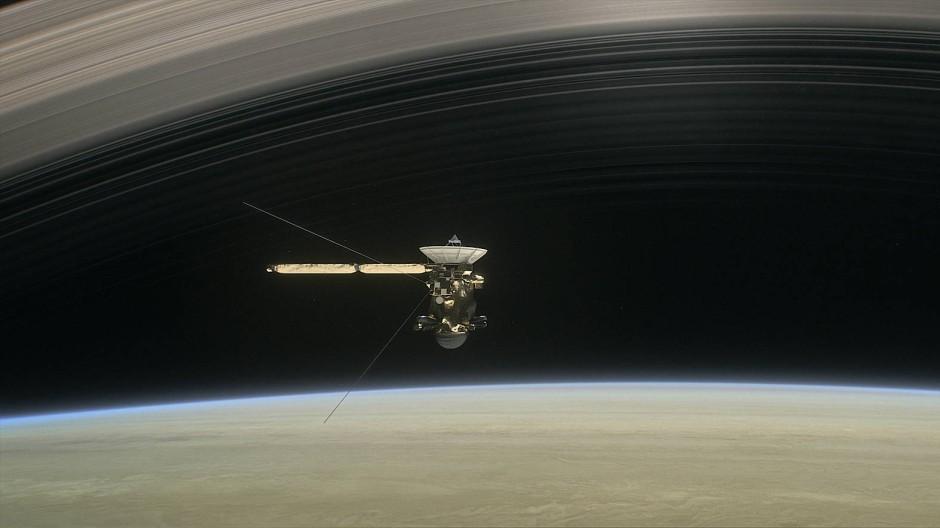 Das große Finale von Cassini