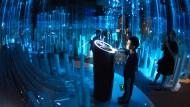 Chinas Zukunft 2019: Die Expo in Guiyang war auch eine Leistungsshow chinesischer Digitalkunst.