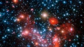Eso, Milchstraßenzentrum: Natur und Wissenschaft