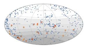 Galaktische Energieschleudern