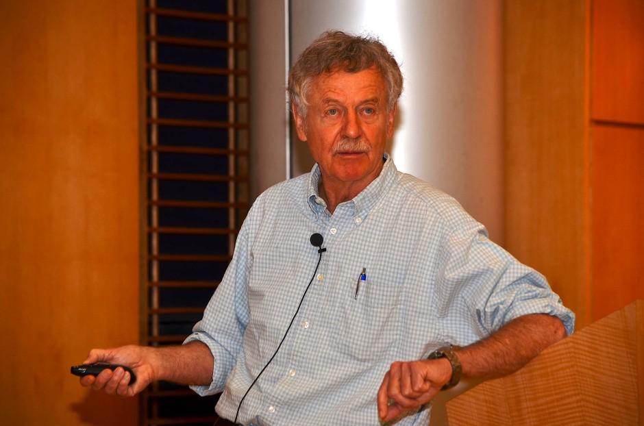 Rudi Jaenisch vom Whitehead Institute am MIT in Massachusetts.