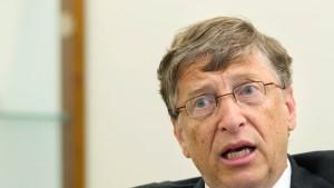 """Bill Gates: """"Forscht für die Armen"""""""