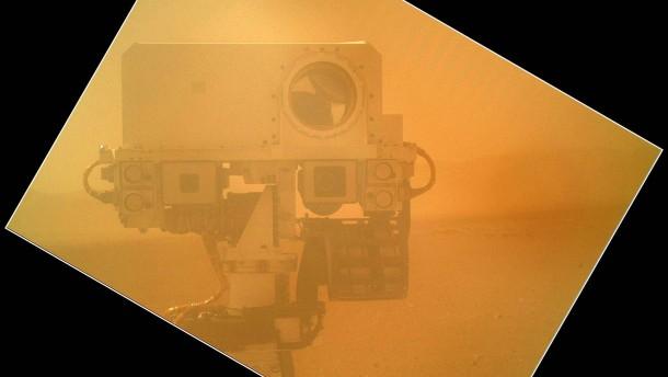 Selbstporträt Curiosity: Natur und Wissenschaft, Weltraum