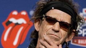 Keith Richards angeblich nach Hirnblutung operiert