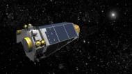 Weltraumteleskop Kepler wieder aktiv