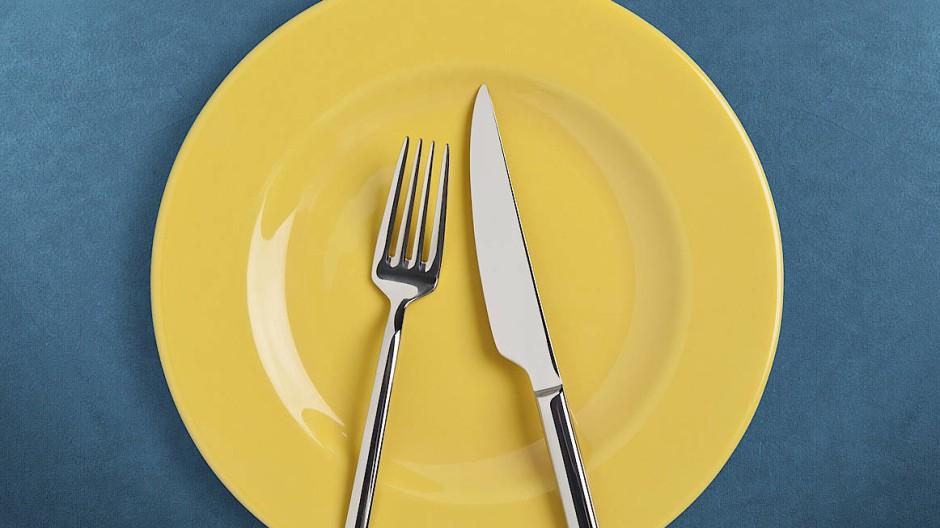 Hungern lässt den Insulin-Stoffwechsel durchatmen.