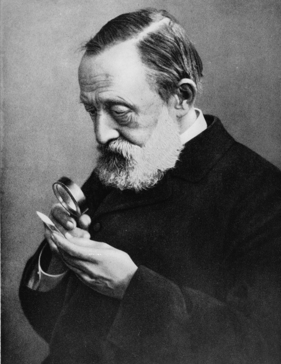 Rudolf Virchow, Lupe