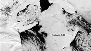 Wenn Eis das Meer verdunkelt