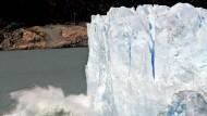 Gletschersterben und Chinakracher