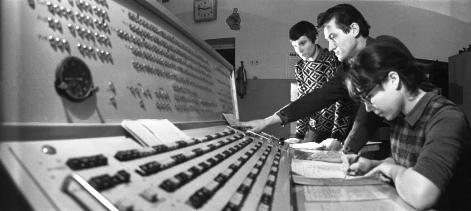 Еще в 1967 году Академия наук СССР имела крупный дата-центр в Новосибирске.