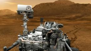Marsroboter «Curiosity»: Natur und Wissenschaft, Weltraum