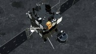 Zum ersten Mal landet Flugkörper auf Komet