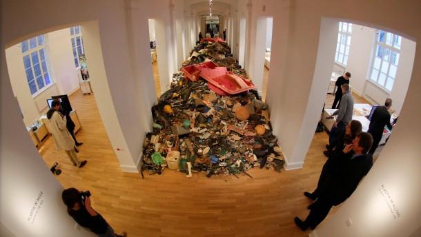 "Ausstellung ""Endstation Meer? Das Plastikmuell-Projekt"""