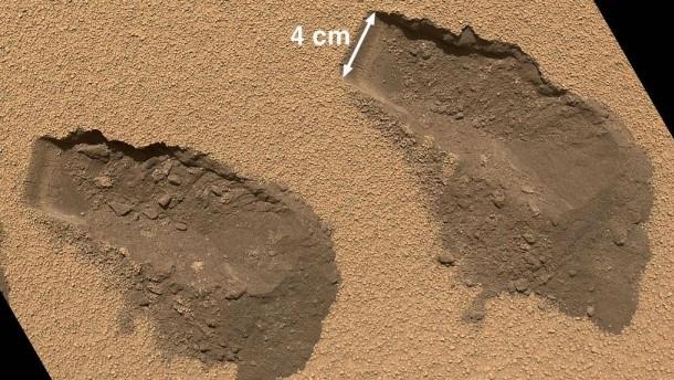 Mars, Curiosity, Marsrover: Natur und Wissenschaft, Weltraum