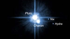 Pluto hat jetzt eine Kleinplaneten-Nummer