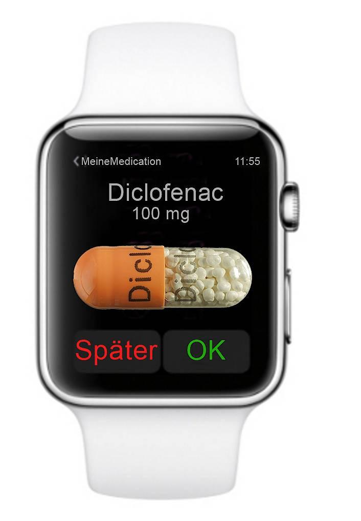 Digitale Informationen, für viele Menschen auch einfache aber klare Fotos, können bei der Einnahme von Arzneien für Klarheit sorgen.