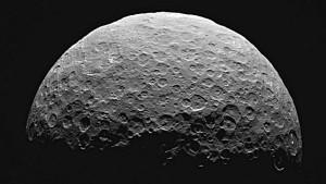 Auf Tuchfühlung mit Ceres