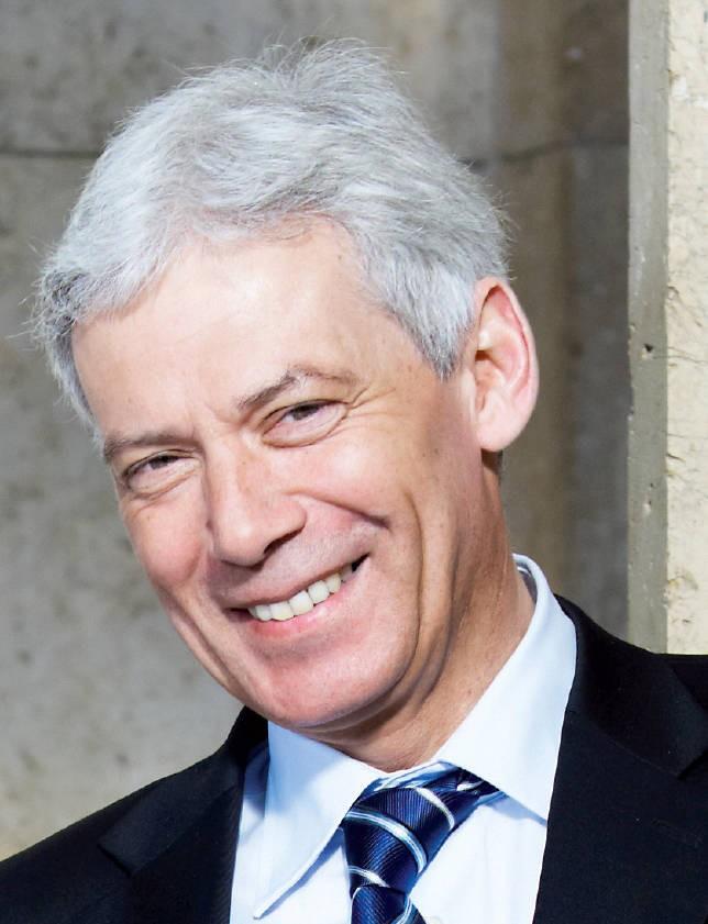 Gerd Nettekoven, Vorstandsvorsitzender der Deutschen Krebshilfe in Bonn.