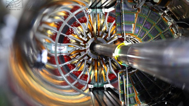Die Physik auf dem Weg in neue Dimensionen