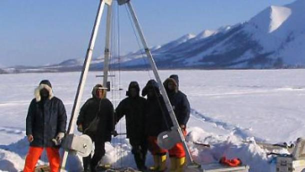 Klimaforscher Arktis
